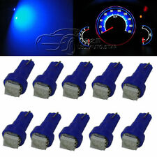 10 X Car T5 73 74 286 Dashboard LED Light Bulb Lamp 12V Replacement Color choice