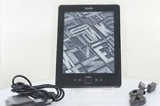 """Amazon Kindle Wi-Fi 6"""" E Ink Display 2GB - Schwarz B023*** D01100 *TOP"""