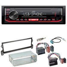 JVC KD-X262 USB AUX MP3 Autoradio Einbauset für MINI R50 R52 R53