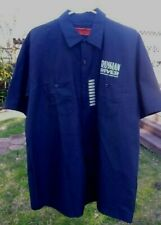 Pliny The Younger Work Shirt New Russian River Brewing Co. Red Kap Blue Xl