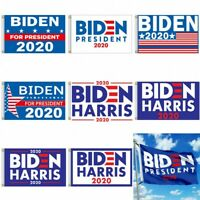 BIDEN HARRIS Flag 46th President 2020 3x5' Banner Campaign Democrat Kamala Joe