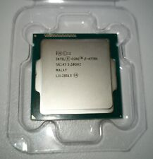Intel Core i7-4770K - 3.5 GHz CPU Processor