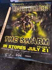 Vintage Wu Tang The Swarm Poster 24/18