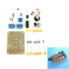 DC12 DIY ICL8038 Function Signal Generator Kit Sine Triangle Square Wave Signal