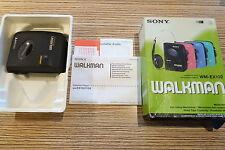 Sony MC Cassetten Player Walkman WM EX 102  (Karton)