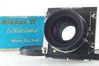 【NEAR MINT】 NIKON NIKKOR W 180mm f/5.6 Copal 1 Large Format Lens from Japan #107