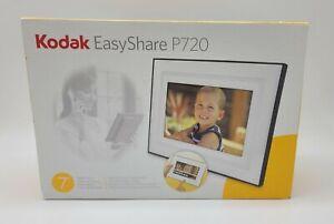 """Kodak Easy Share P720 7"""" Digital Frame NEW"""