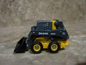 Ertl 1/64 John Deere 320E Skid Steer Loader Farm Toy