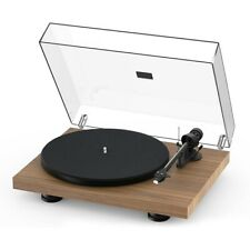 Pro-Ject Debut Carbon Evolution with Sumiko Rainier (Walnut)