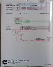 Cummins Laminated Isb Cm2150 Control Module