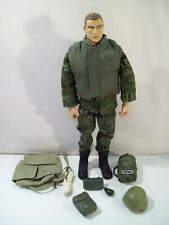 """THE ULTIMATE SOLDIER 12"""" MILITARY ACTION FIGURE 21ST CENTURY CAMO FLAK JACKET"""