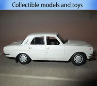 car model GAZ-24-10 Volga, auto legends of the USSR, casting, 1: 43