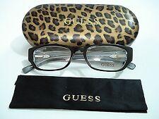 Guess GU2387 GU 2387 Black Frame Rx-Able Eyeglasses