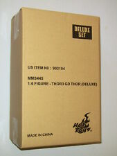 Hot Toys Thor Ragnarok Gladiator Thor Deluxe Version 1/6 Scale Action Figure NEW
