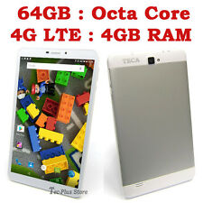 Tablets e eBooks color principal blanco con conexión USB con 64 GB de almacenamiento