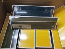 30x Authentics PISA Kosmetiktasche L braun Restposten Posten Sonderposten M100.