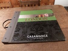 Casamance French Wallpaper Sample Book - 'London'