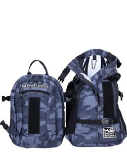 K9 Sport Sack Air-plus, Small, Adjustable Dog backpack carrier BRAND NEW