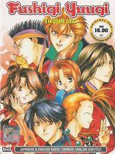DVD Fushigi Yuugi Eikoden Ova DVD Free Shipping