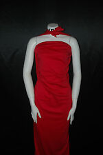 Interlock Knit Fabric Cotton/Poly beautiful hand quality easy care Red