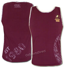 QLD Maroons State of Origin Est Supporter Singlet SMALL