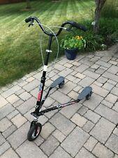 Trikke T78cs 3-Wheel Carving Scooter
