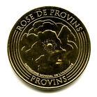77 PROVINS Rose de Provins, 2016, Monnaie de Paris