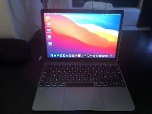 """Apple MacBook 12"""" (512GB SSD, Intel Core i5 7ª generazione, 1.3GHz, 8GB) Laptop"""