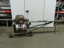 Sampson Mn150 12 Double 45 Miter Saw 12 Withfeed Table 208 230460v 3ph