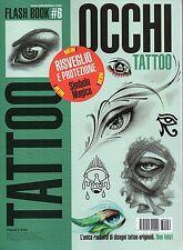 Tattoo Flash Book 2016 6#Occhi,iii