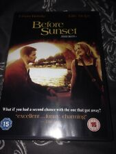 Before Sunset DVD (2005) Ethan Hawke **