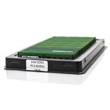 Lot of 50 Assorted 1GB DDR3 1Rx8 PC3-8500U 240-Pin DIMM Unbuffered Desktop RAM
