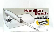 Hamilton Beach 74375 Electric Knife with Storage Case