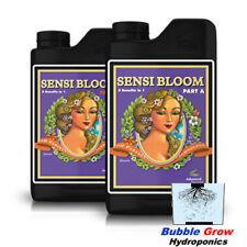 ADVANCED NUTRIENTS SENSI BLOOM A+B 500ML PH PERFECT HYDROPONIC NUTRIENT FLOWER