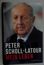 Peter Scholl -Latour ~Mein Leben