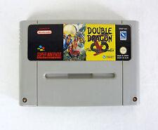 Double dragon V 5 The Shadow Falls - Jeu Super Nintendo SNES en loose