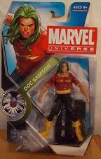 "Marvel Universe Doc Samson 3.75"" Series 3 #002 Hulk Doctor Hasbro (MOC)"