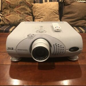 Marantz VP-12S3 DLP 720P Home Theater Projector & Remote Tested - Working