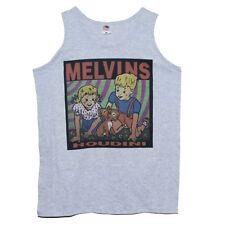MELVINS T SHIRT VEST- Punk Rock Metal Soundgarden Pearl Jam Men's Women's Tee