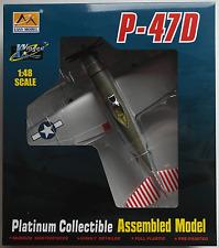 """Easy Model-p-47d us air force"""" 527fs, 86 FG"""" 1:48 nuevo/en el embalaje original avión-modelo Plane"""