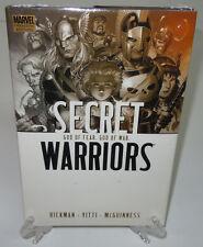 Secret Warriors: Vol 2 God of Fear & War Marvel Comics Hc Hard Cover New Sealed