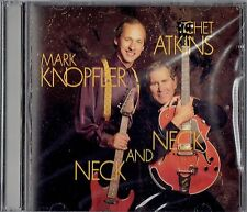 CD - CHET ATKINS & MARK KNOPFLER - Neck And Neck
