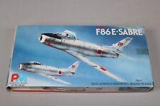 ZF647 PM Plastic Model 1/72 maquette avion PM-008 Canadair F86E SABRE