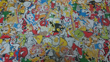 30x152cm Comic-Design Autofolie Sticker bomb folie Tuning Styling Blasenfrei