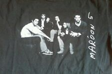 Maroon 5 North American 2005 Tour Concert T Shirt Women's M Adam Levine