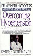 Overcoming Hypertension : Dr. Kenneth H. Cooper's Preventive Medicine BRAND NEW