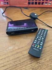 Dion STB1AW09+ Digital TV Freeview Set Top Box with Remote Control SINGLE SCART