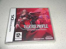 Valkyrie Profile Convenant NTR-YVPP-UKV Nintendo DS Spiel neu new sealed