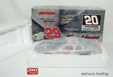 Action NASCAR 2005 GM Dealers Atlanta Special Harvick Chrome #29 109137 1/24 NEW