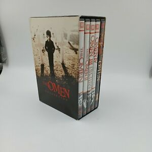The Omen Collection (DVD, 2006, 5 Film, 6-Disc Set)